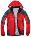 Outdoor jacket A008,winter waterproof