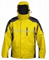 Outdoor jacket  A025,igh Performance Mens Outdoor Jacket Waterproof Jacket