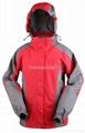 工厂定购户外运动服,野外工作服 防水透气 冲锋衣