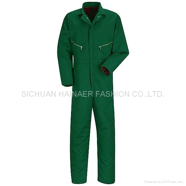 T/C workwear  Coverall for Oil Industry,worker clothes,worker uniform 2