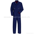 T/C workwear  Coverall for Oil Industry,worker clothes,worker uniform 3