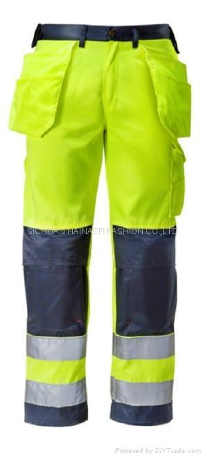 建筑行业工作裤 HNE W 1401 1