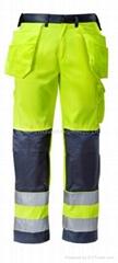 建筑行业工作裤 HNE W 1401