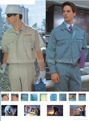workwear-HNW007,worker clothes,worker uniform