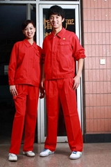 workwear for Auto repair clothes working uniform electrician workwear suit