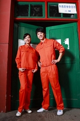 Hot sell factory sale clothing uniforms overalls workwear