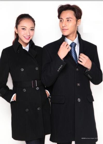 成都工廠定製男女式高檔呢子大衣、羊絨大衣 1