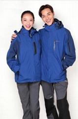 工廠定製海納維爾SympaTex野外作業防護服,衝鋒衣,戶外作業功能防護服
