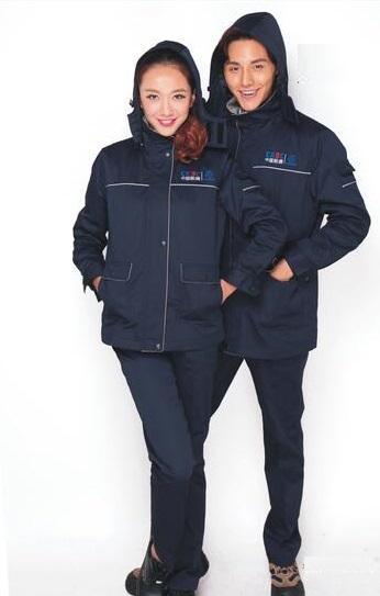 定製 海納維爾 防寒工作服,工程防寒工作服,保暖工作服 1