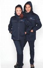定製 海納維爾 防寒工作服,工程防寒工作服,保暖工作服