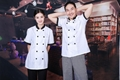 hot selling high quality chef jacket restaurant uniform kitchen cooking chefcoat