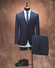 高級定製男式職業裝 西服 海納維爾