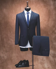 competitive perfect custom tailor bespoke made mens suit suppliers in china