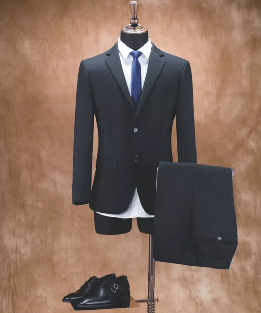定制男式西服 职业装 海纳维尔 1