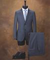 Men's Custom Made Slim Fit Notch Lapel Suit for Party Business suit