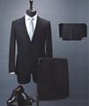 Men's Custom Made Slim Fit Notch Lapel Suit