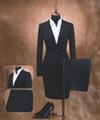 OEM Factory Fashion Women Wool Uniform Suit