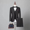 High quality royal coat pant photos designs wedding turkey Italy men suit