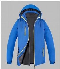 SympaTex Men outdoor Waterproof Winter Heated Clothes