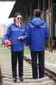 定製海納維爾防靜電工作服、防寒服、棉服