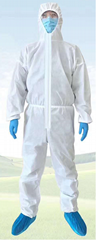 Disposable overalls/SMS Coveralls/Protective gown