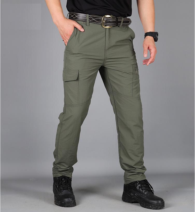 Wholesale Custom Military Tactical Pants Spandex Cotton Men Pants Outdoor sports