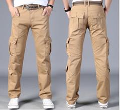 Wholesale OEM Cargo pants work pants