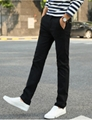 Men's Spandex Cotton Summer Casual Pants