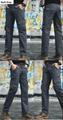 Custom Taper Waist Tactical Pants 100% Cotton Casual cargo pant