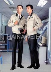 四川工廠定製海納維爾工作服HNW008