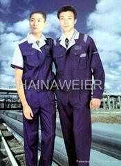 工厂直销定制海纳维尔工作服HNW009