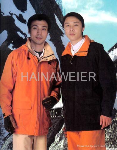 廠家直銷定製海納維爾工作服HNW010 1