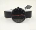 新款红点手表男女式石英表简约欧美风大表盘皮带表 4