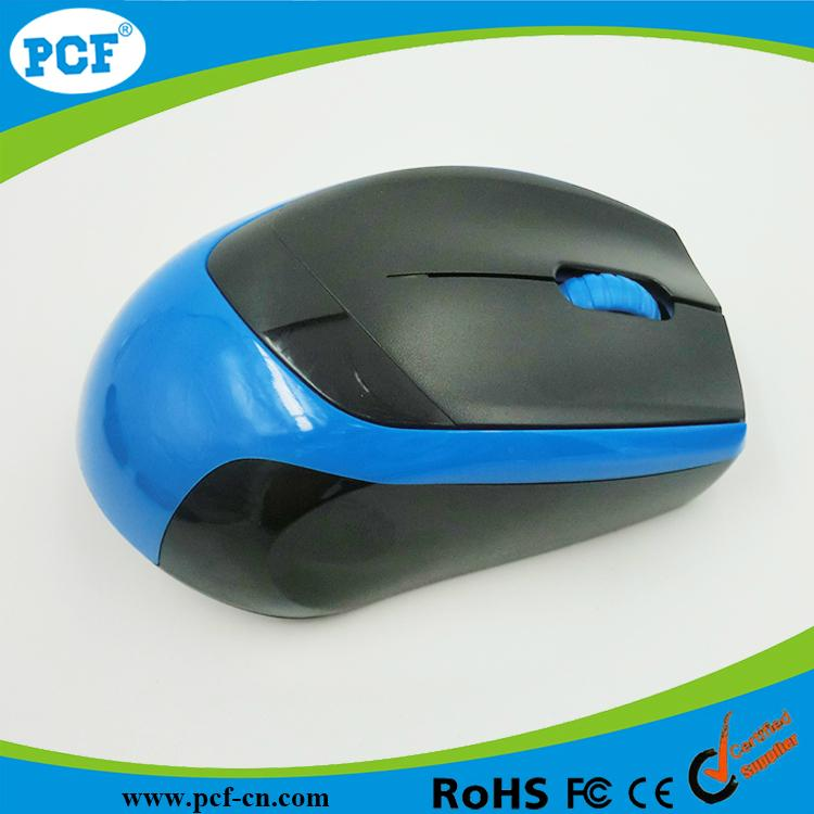 New Arrival USB Interface Type 2.4GHz Mini Computer Mouse Wireless Mouse for PC  4