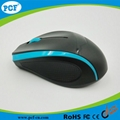 New Arrival USB Interface Type 2.4GHz Mini Computer Mouse Wireless Mouse for PC  5