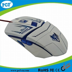 Luminous Drivers USB 6D Gaming Mouse For Gamer