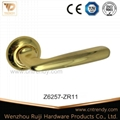 Zinc Zmak Door Furniture Lock Handle