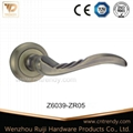 Hot Sales Euro Standard Zinc Alloy Lever