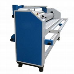 Environmental-Friendly Pneumatic Warm Laminator 1800V