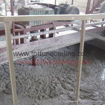 Low Density Mineral Fiber Board Line 3