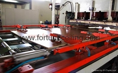 laminate flooring production line
