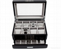 Luxury Wooden Watch Collection Box