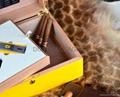 Custom Wooden Cigar Box