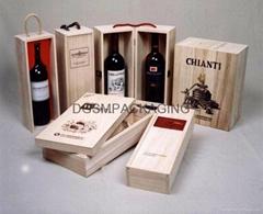 Luxury Wooden Wine Box