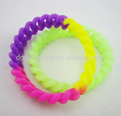 Fashion silicone bracelet