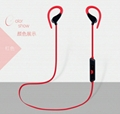 bluetooth headset,wireless stero sport blueth earphone 1