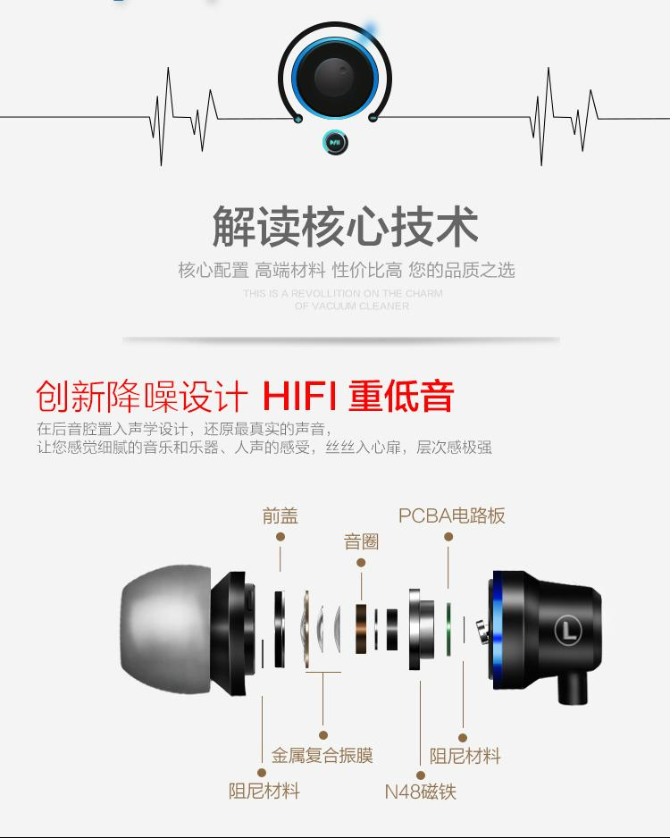 bluetooth headset,wireless stero sport blueth earphone 6