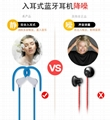 bluetooth headset,wireless stero sport blueth earphone