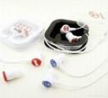 礼品耳机,卡通耳机,定制耳机 1