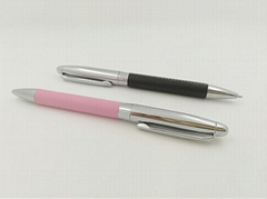 PU leather pen
